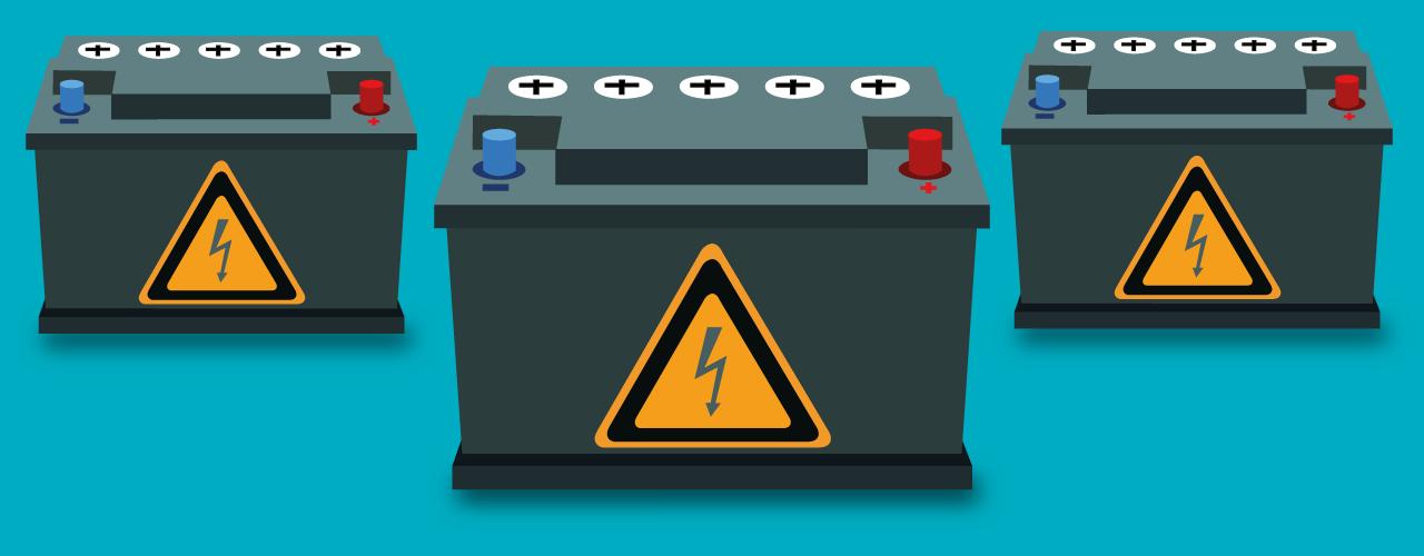 Baterías | LB Technology